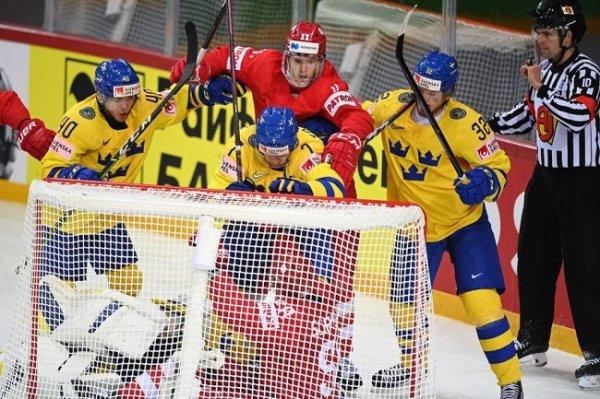 Сборная Швеции впервые с 1937 года не попала в топ-8 чемпионата мира