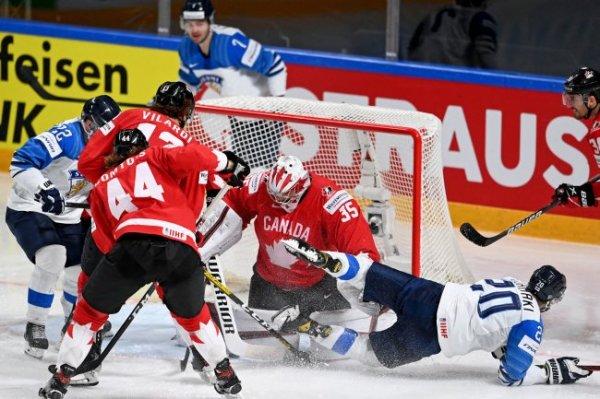 Судьба Канады на ЧМ по хоккею решится в матче Германия - Латвия