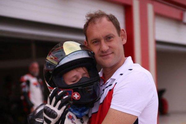 Нижегородские мотогонщики привезли две медали с