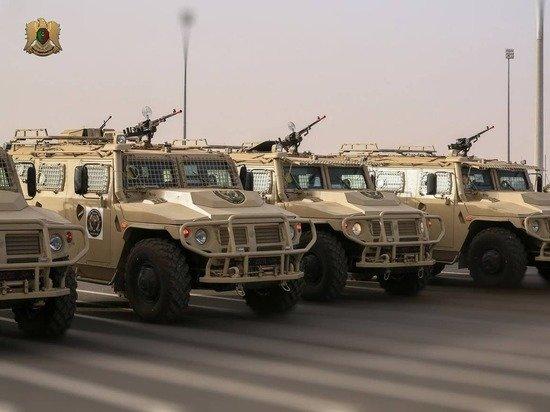 В Ливии заметили редкую военную технику российского производства