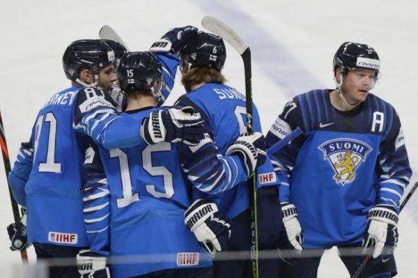 Канада - Финляндия - онлайн-трансляция матча ЧМ по хоккею