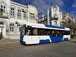 «Уралтрансмаш» начал поставку новых узкоколейных трамваев для Евпатории