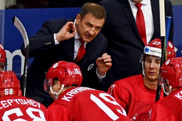 Валерий Брагин: Россия - Канада - это всегда вывеска. Будет хороший матч