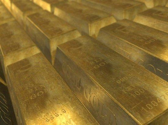 Минприроды: Россия обеспечена золотом на ближайшие 40 лет