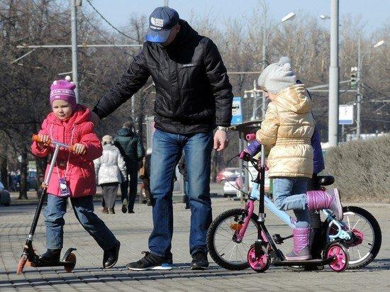 В Совете Федерации одобрили идею «многодетного отцовского капитала»