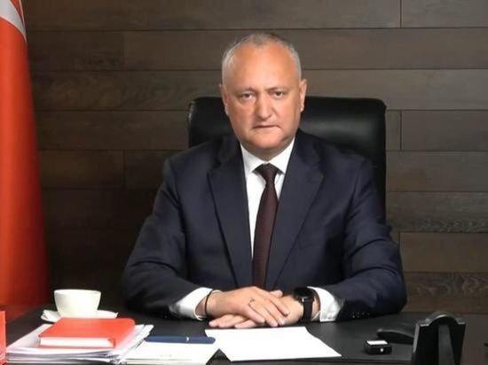 Додон предрек Молдавии массовые протесты после выборов