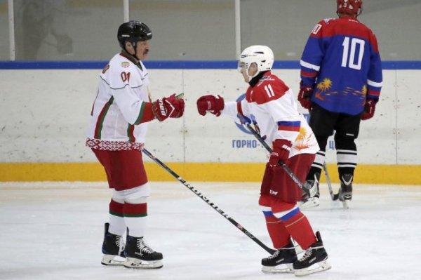 Песков: Путин и Лукашенко всегда играют в одной команде