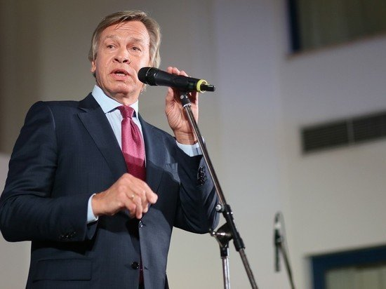 Пушков заявил о «разрыве Запада» из-за России