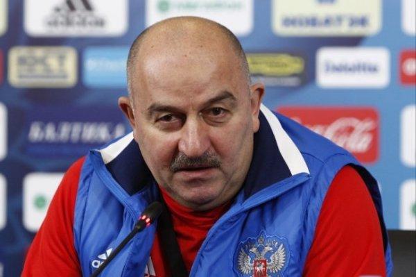 Черчесов прокомментировал состав сборной на ЧЕ по футболу