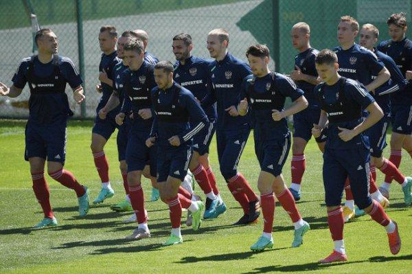 Объявлен окончательный состав сборной России на Евро-2020