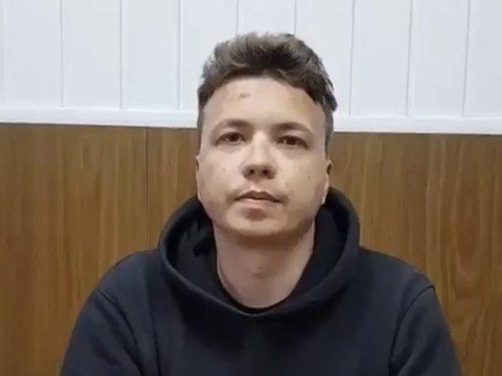 СМИ рассказали о слежке агентов за Протасевичем в Греции