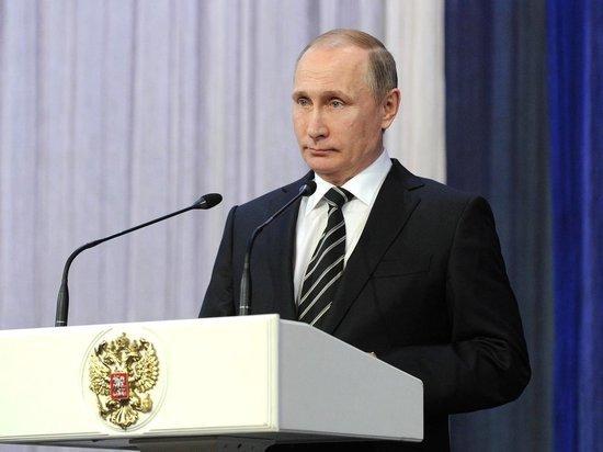 Путин объявит на ПМЭФ о переменах в политике страны