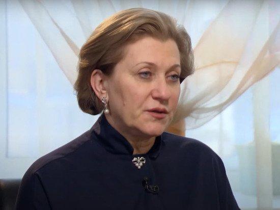 Попова оценила опасность «черной плесени»