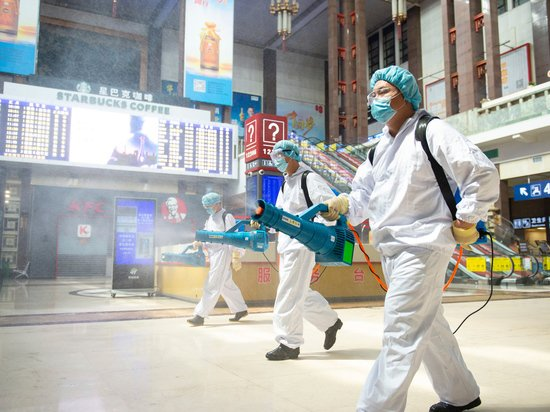 Экс-глава британской разведки заподозрил Китай в уничтожении следов возникновения коронавируса