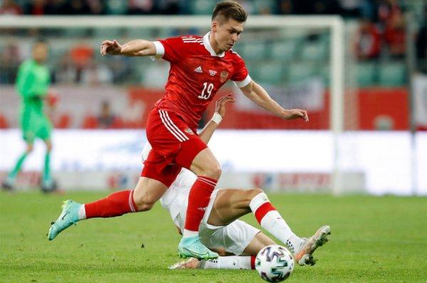 Сборная России проведет последний контрольный матч перед стартом Евро