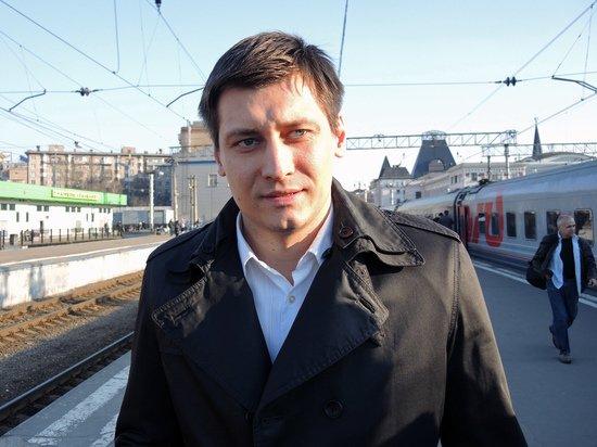 Дмитрия Гудкова освободили из МВД