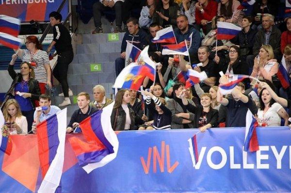 Международная федерация волейбола подтвердила проведение ЧМ в России