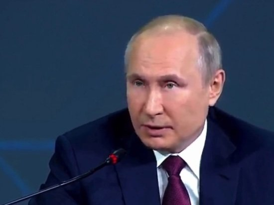 Путин ответил на критику