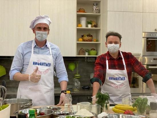 Выход из соцсетей: Евгений Нифантьев и Александр Олешко провели мастер-класс