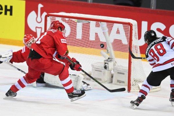 Путин расстроился итогом матча Россия-Канада на ЧМ по хоккею