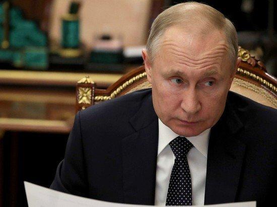 Путин: США твердым шагом идут по пути Советского Союза