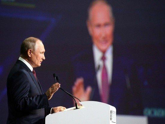 Путин на ПМЭФ дал понять - «Северный поток-2» достроим вопреки недовольству