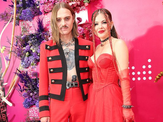 Таюрская и Прусикин впервые показались на людях как пара