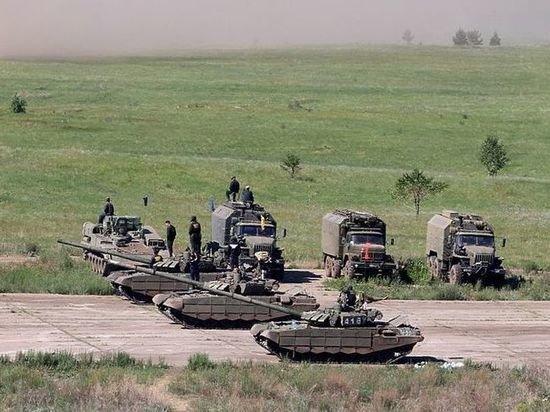 """""""Кого здесь еще любить-то?"""": на Чебаркульском полигоне состязались танкисты"""