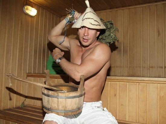 Финский журналист рассказал о «странных ритуалах» в русской бане