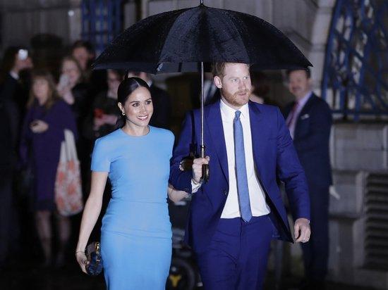 Рождение дочки Гарри и Меган приурочили к 100-летию покойного принца Филиппа