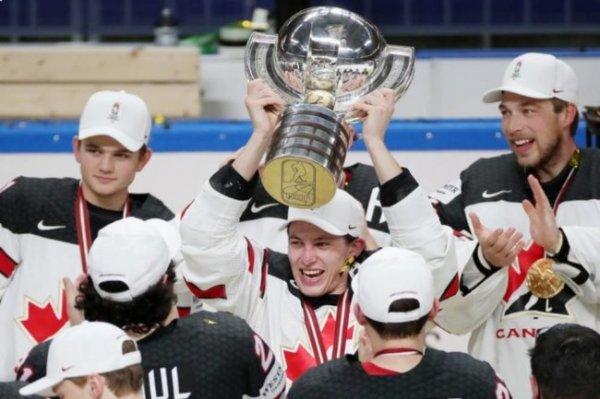 Канада выиграла чемпионат мира в Риге