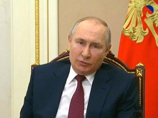 Путин передал Башкирии управление
