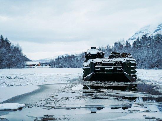 Военный эксперт предрек появление баз НАТО в Арктике