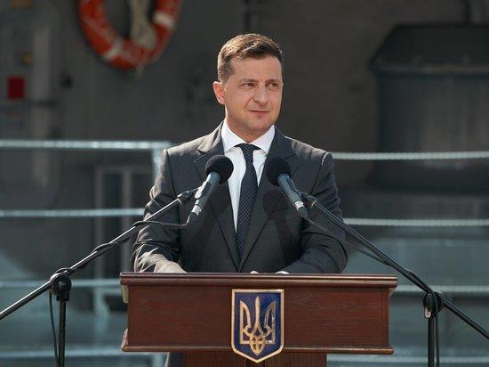 Зеленский об исправлении релиза о поддержке США членства Украины в НАТО: «Слова не важны»