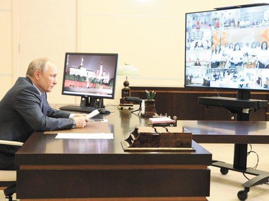 Путина впечатлила соцработник, говорившая,