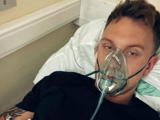 «Глюки, онемение, пропали запахи»: T-Killah рассказал о самочувствии после госпитализации