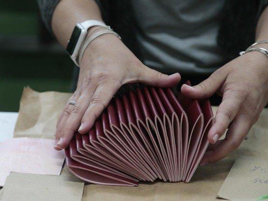 МВД изменит внешний вид временных «паспортов»