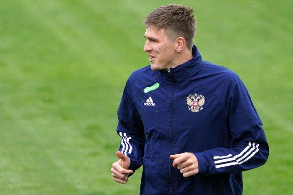 Соболев: И мечтать не мог, что сыграю за сборную на Евро