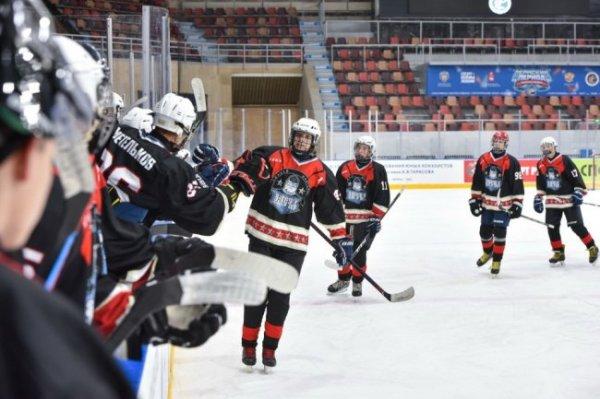 Юные нижегородские хоккеисты завоевали серебро