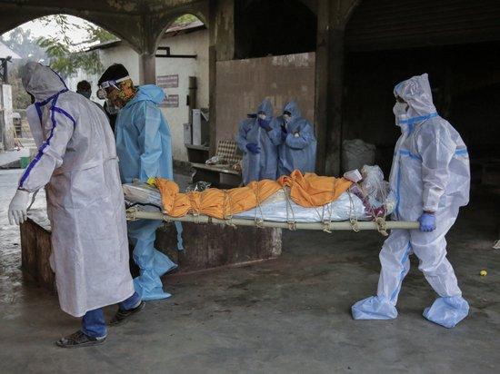 ВОЗ предрекла распространение в Европе более заразного штамма коронавируса