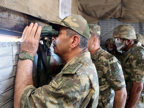 Армения обвинила азербайджанских военных в стрельбе на границе