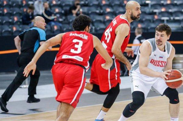 Сборная РФ по баскетболу сыграет в финале польского Energia Cup
