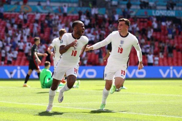 Англия обыграла Хорватию на