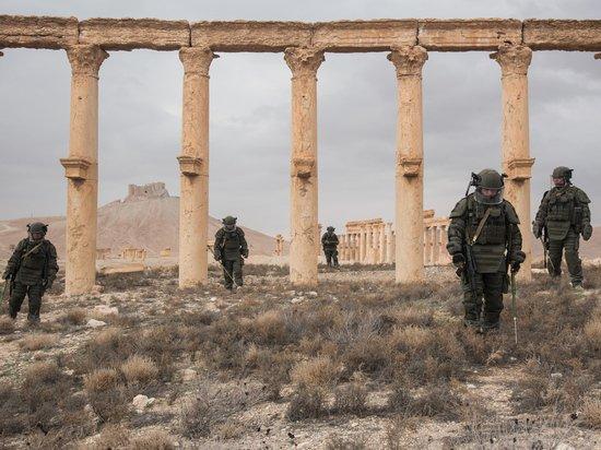 Российские саперы рассказали о разминировании в Сирии и Лаосе