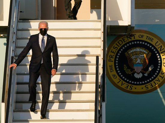 Байден отправился на саммит НАТО: противостояние России и Китая