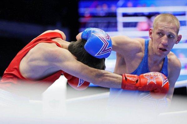 Фото: Екатеринбург впервые принял Кубок России по боксу среди мужчин
