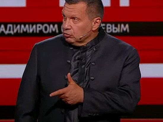 Соловьев прокомментировал скандал с Бузовой и Губерниевым: «Врезал по болевой точке»