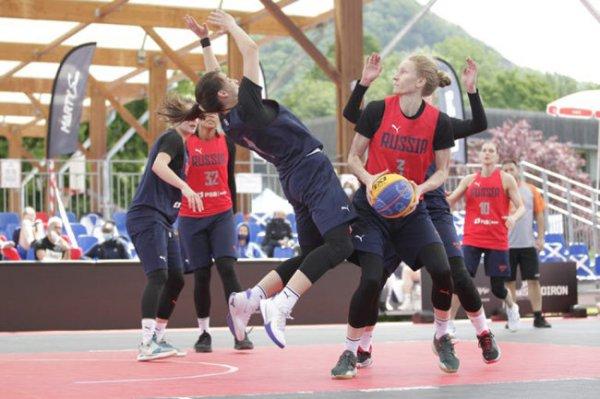 Женской сборной РФ по баскетболу 3х3 выпала историческая миссия