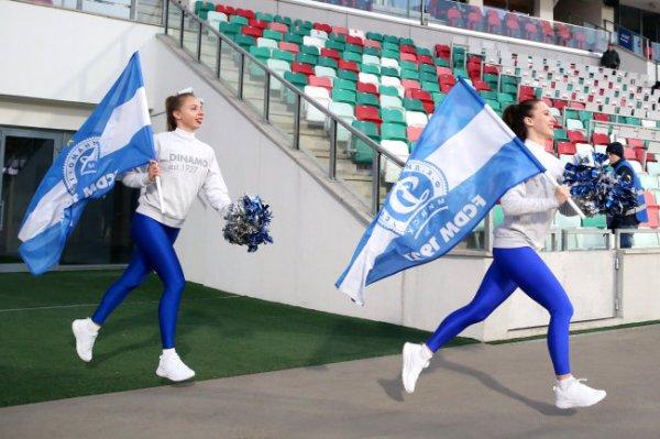 УЕФА продолжит проводить футбольные матчи в Беларуси