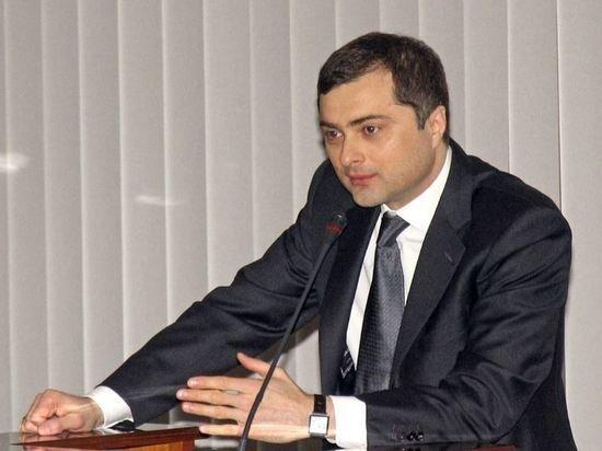 Сурков предложил Навальному получить паспорт Германии и идти в Бундестаг